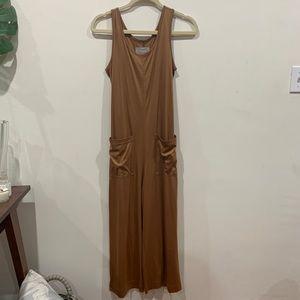 Everlane Luxe Cotton Jumpsuit XXS
